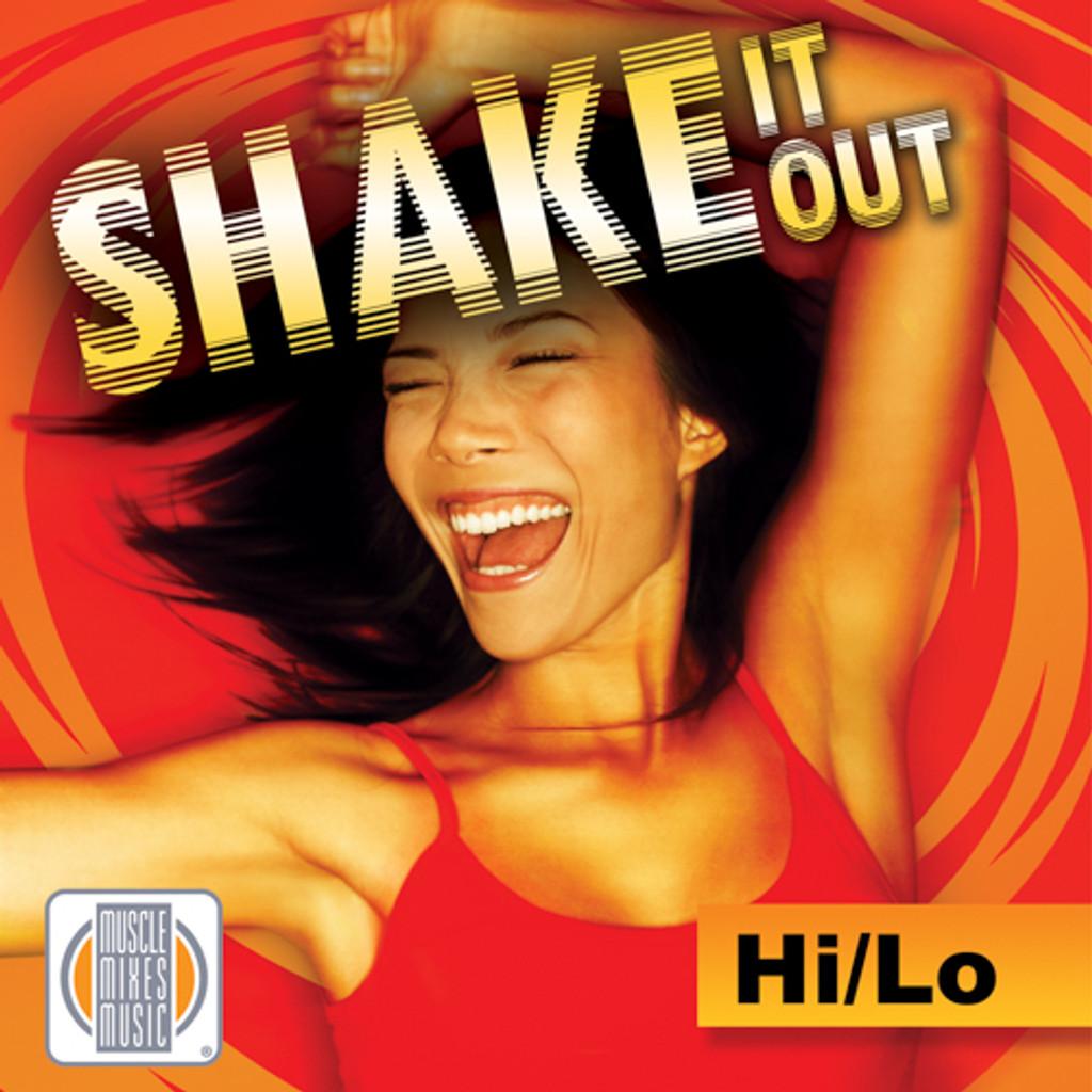 SHAKE IT OUT HI/LO-CD