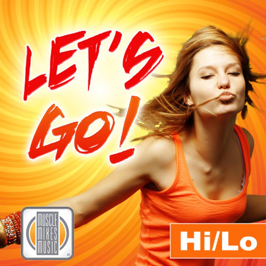 LET'S GO - Hi Lo-CD