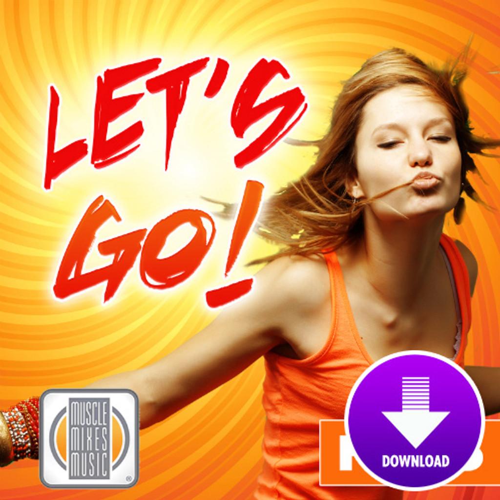 LET'S GO - Hi Lo-Digital Download