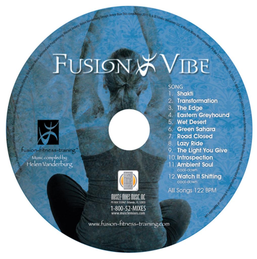 FUSION VIBE‰ - CD - DISCONTINUED
