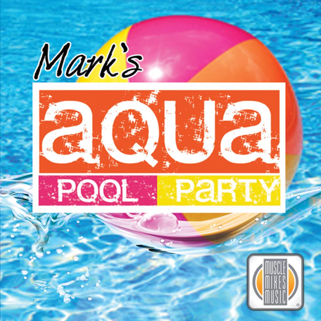 MARK's AQUA POOL PARTY-CD