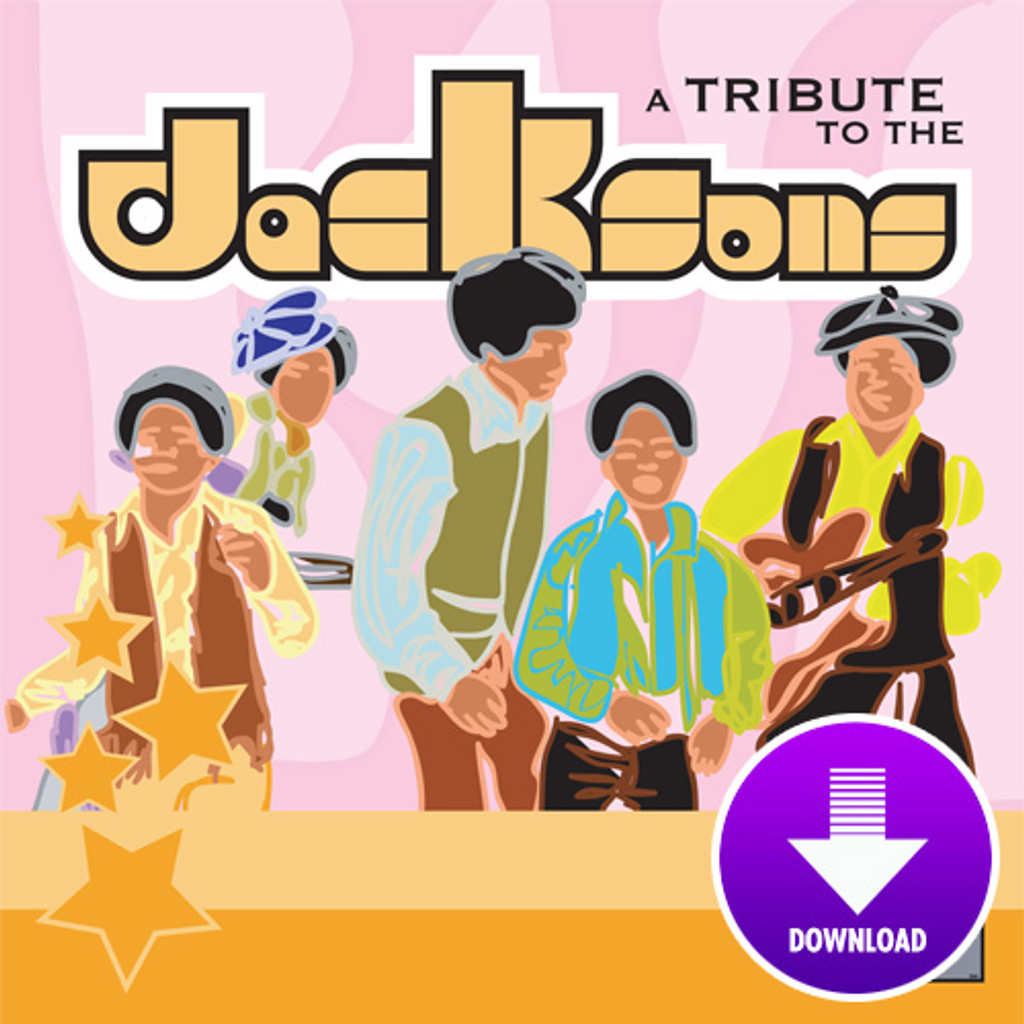 TRIBUTE TO THE JACKSONS-DL