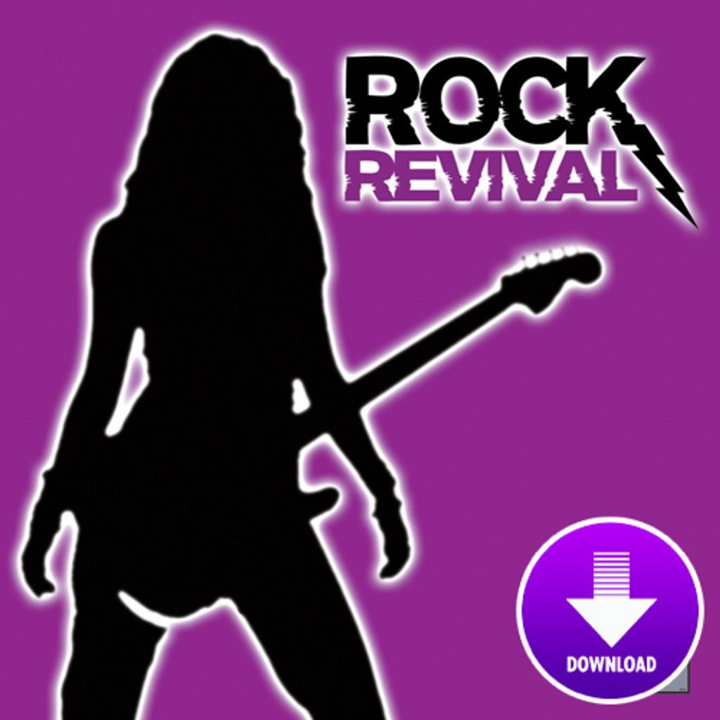 ROCK REVIVAL-Digital Download