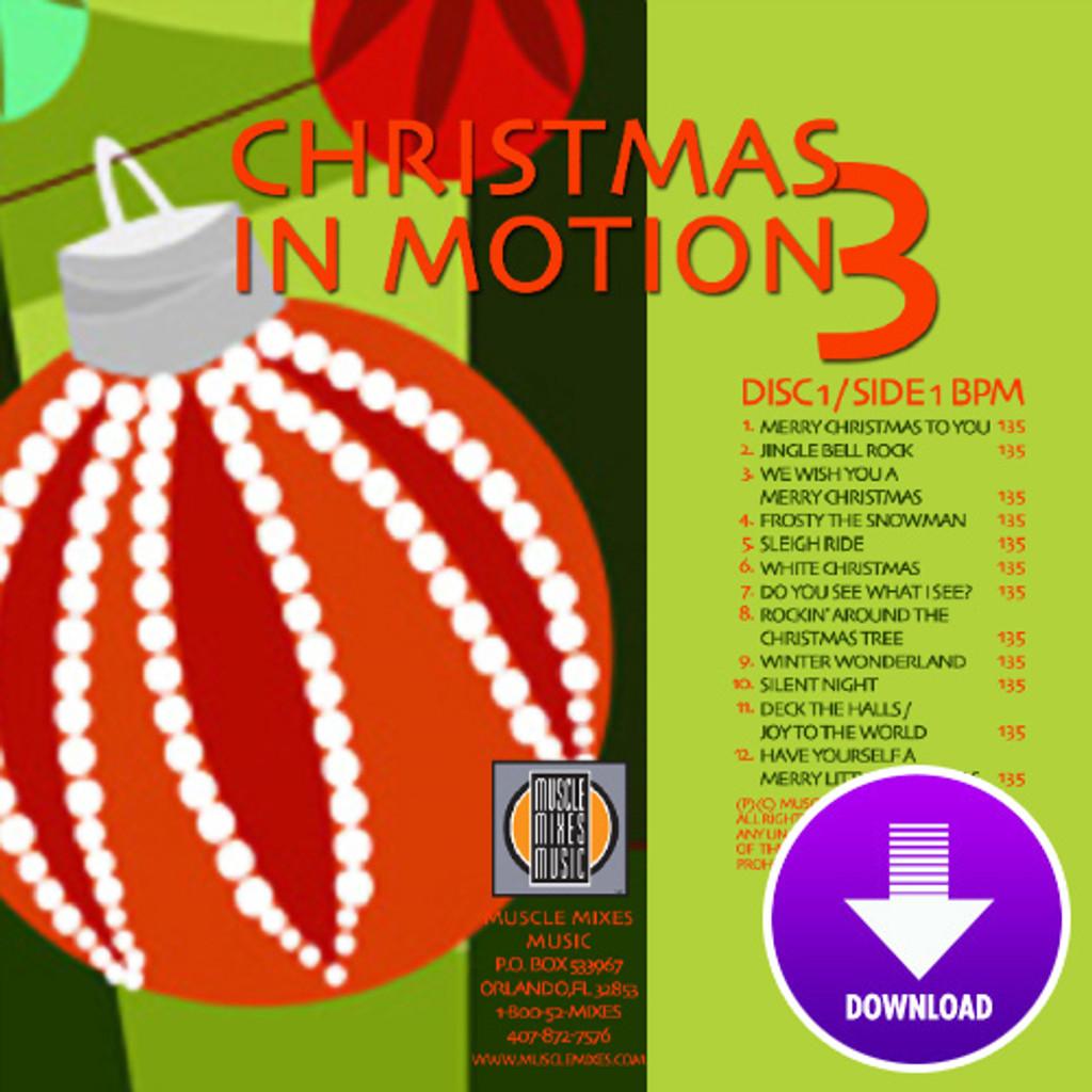 CHRISTMAS IN MOTION-Digital