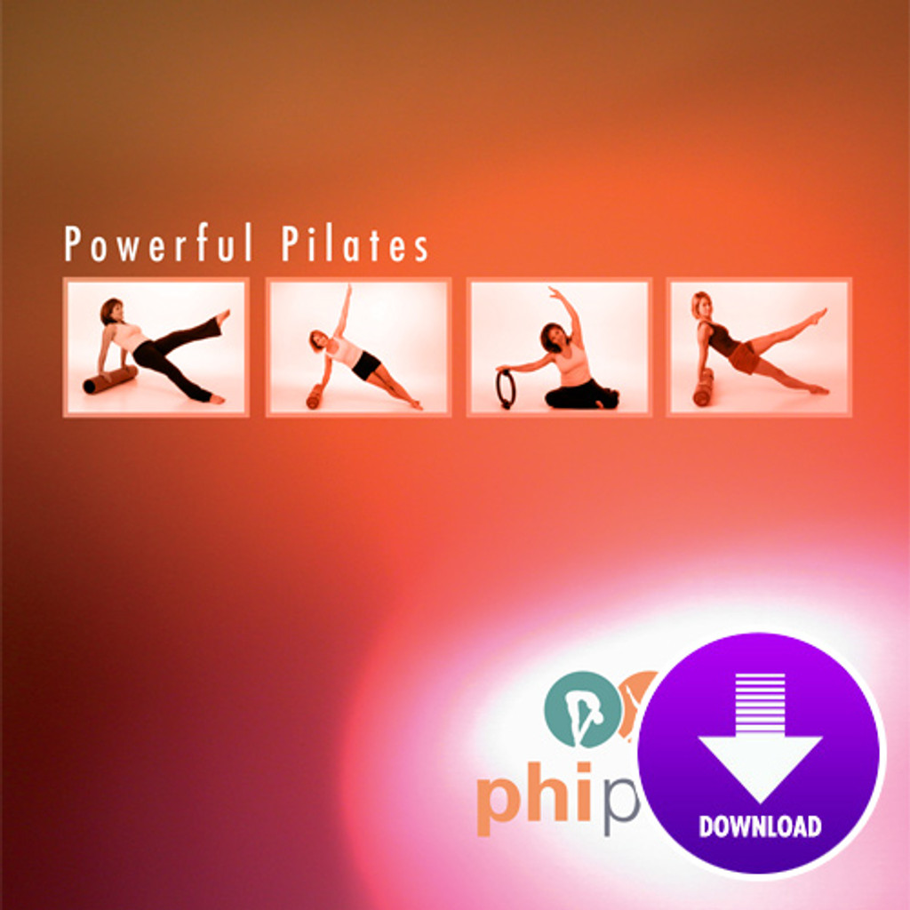 POWERFUL PILATES-Digital