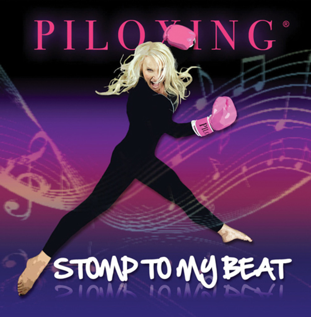 PILOXING, vol. 3 - Stomp To My Beat-CD