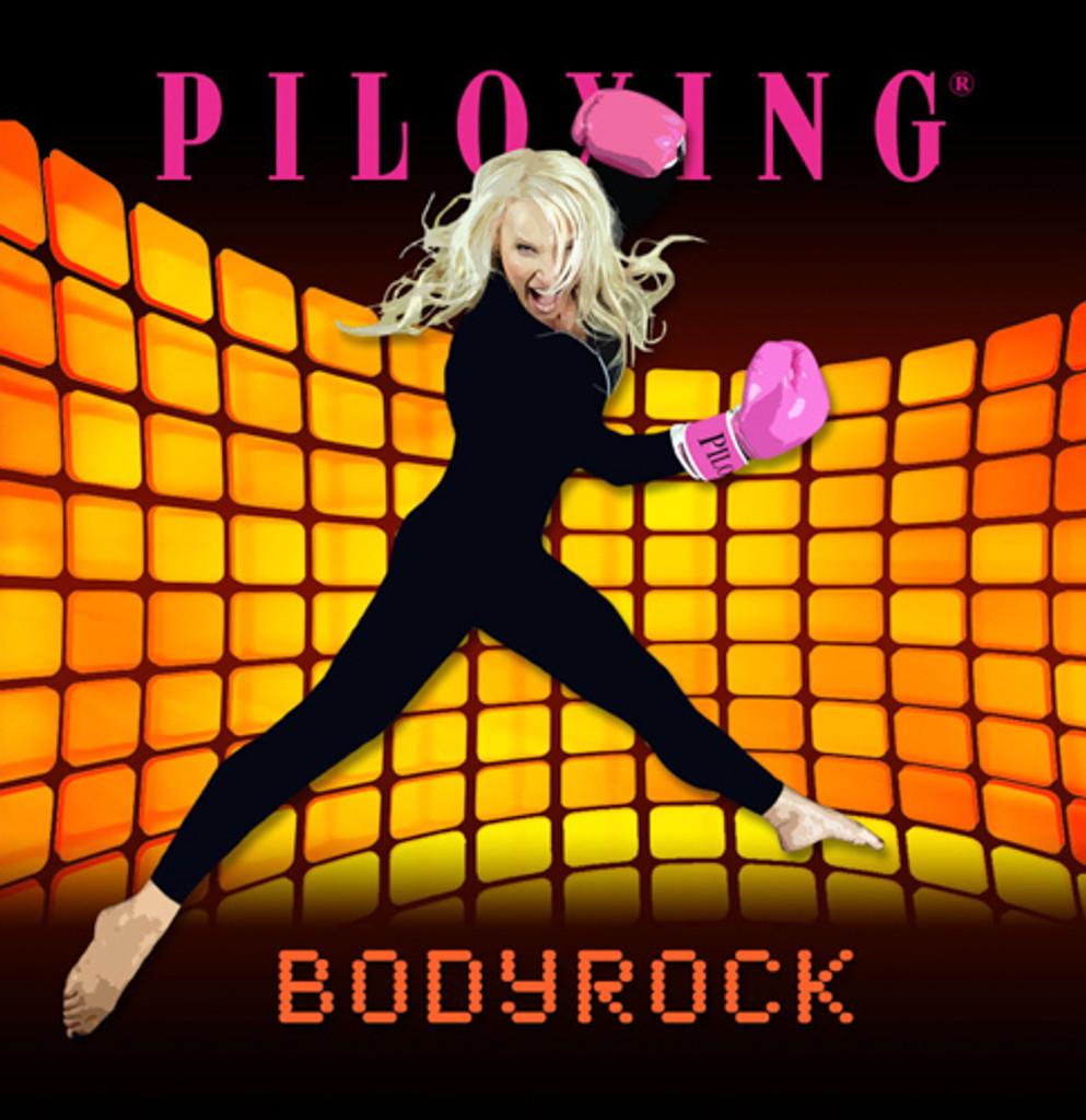 PILOXING, vol. 4 - Bodyrock-CD
