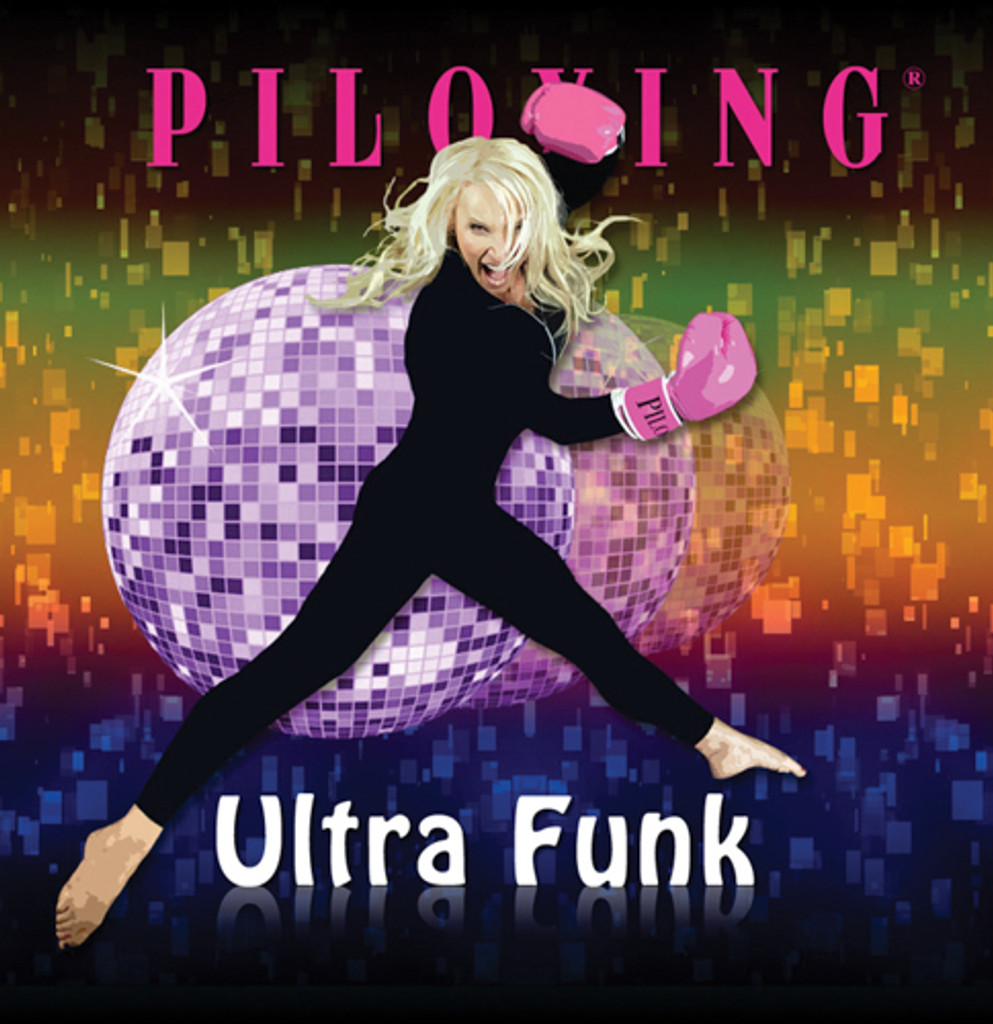 PILOXING, vol. 5 -  Ultra Funk-CD