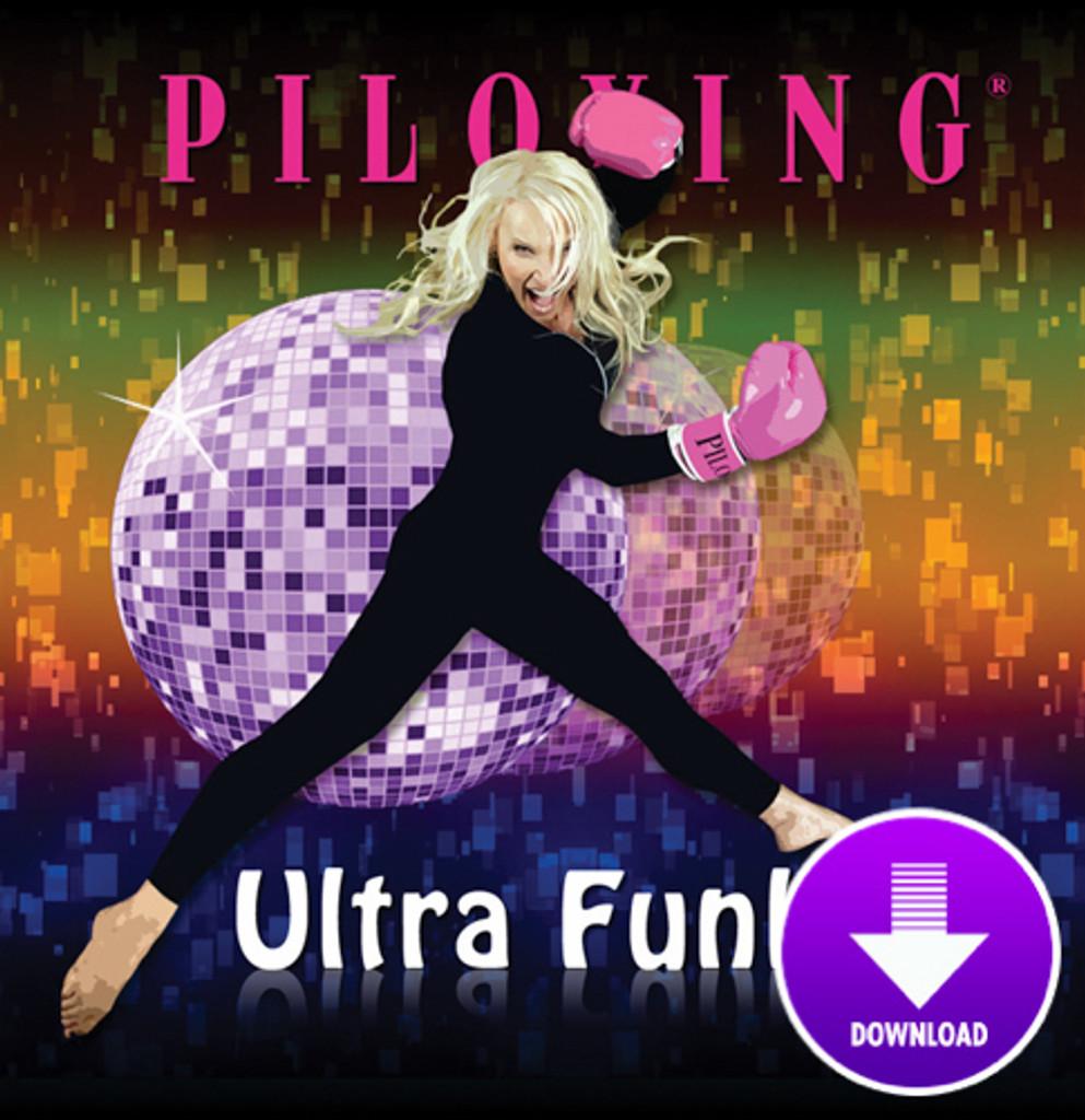 PILOXING, vol. 5 -  Ultra Funk-Digital Download