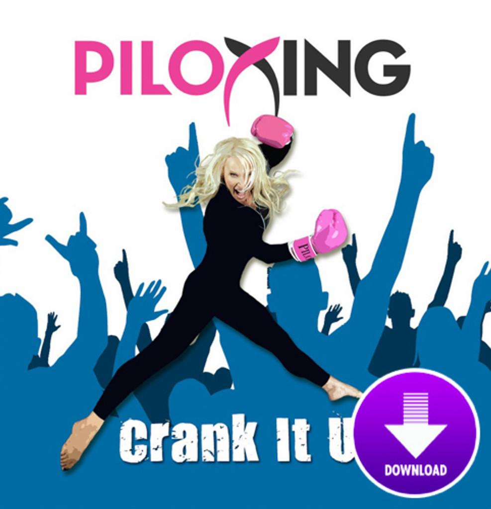 PILOXING, vol. 8 - Crank It Up-Digital