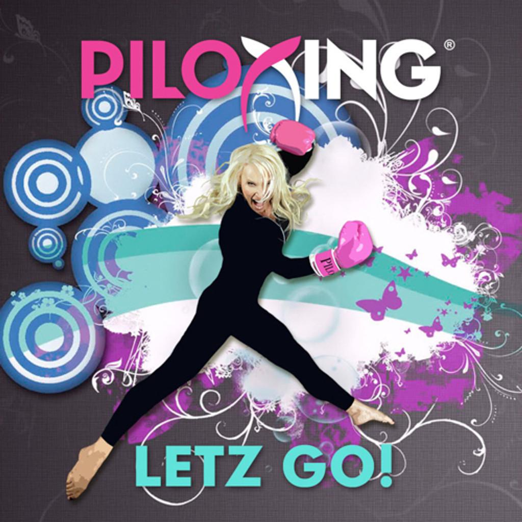 PILOXING, vol. 9 -  Letz Go!-CD