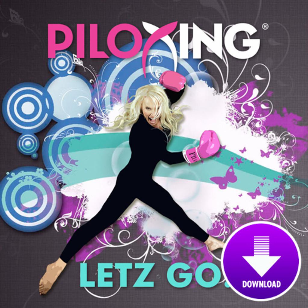 PILOXING, vol. 9 -  Letz Go!-Digital Download