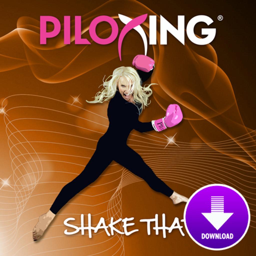 PILOXING, vol. 10 -  Shake That-Digital