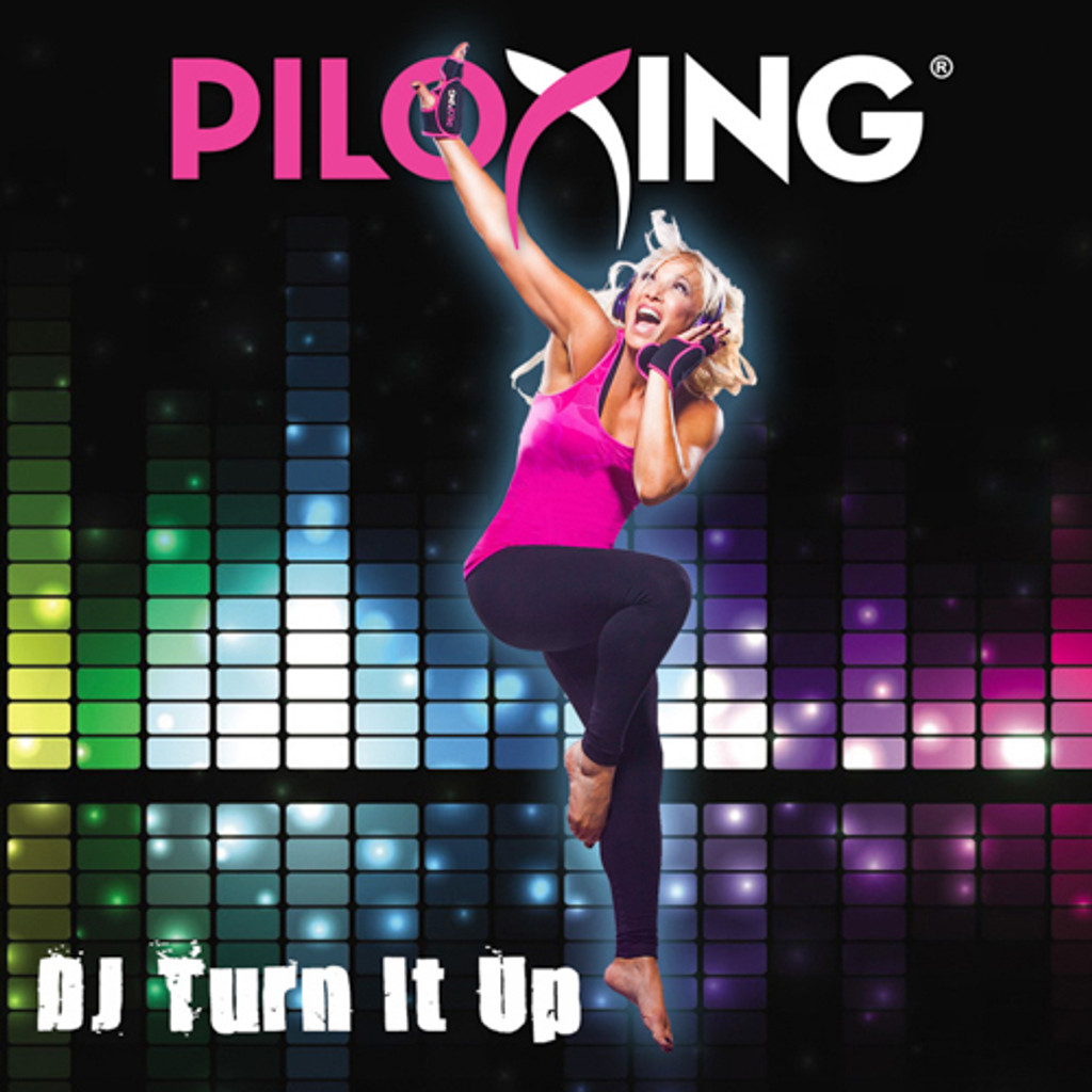 PILOXING, Vol. 14 -  DJ Turn It Up-CD