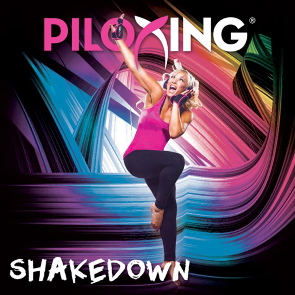 PILOXING, Vol. 16 -  Shakedown-CD