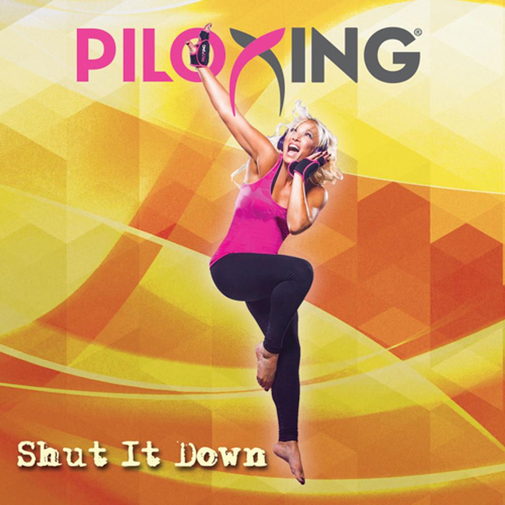 PILOXING, Vol. 18 -  Shut It Down-CD