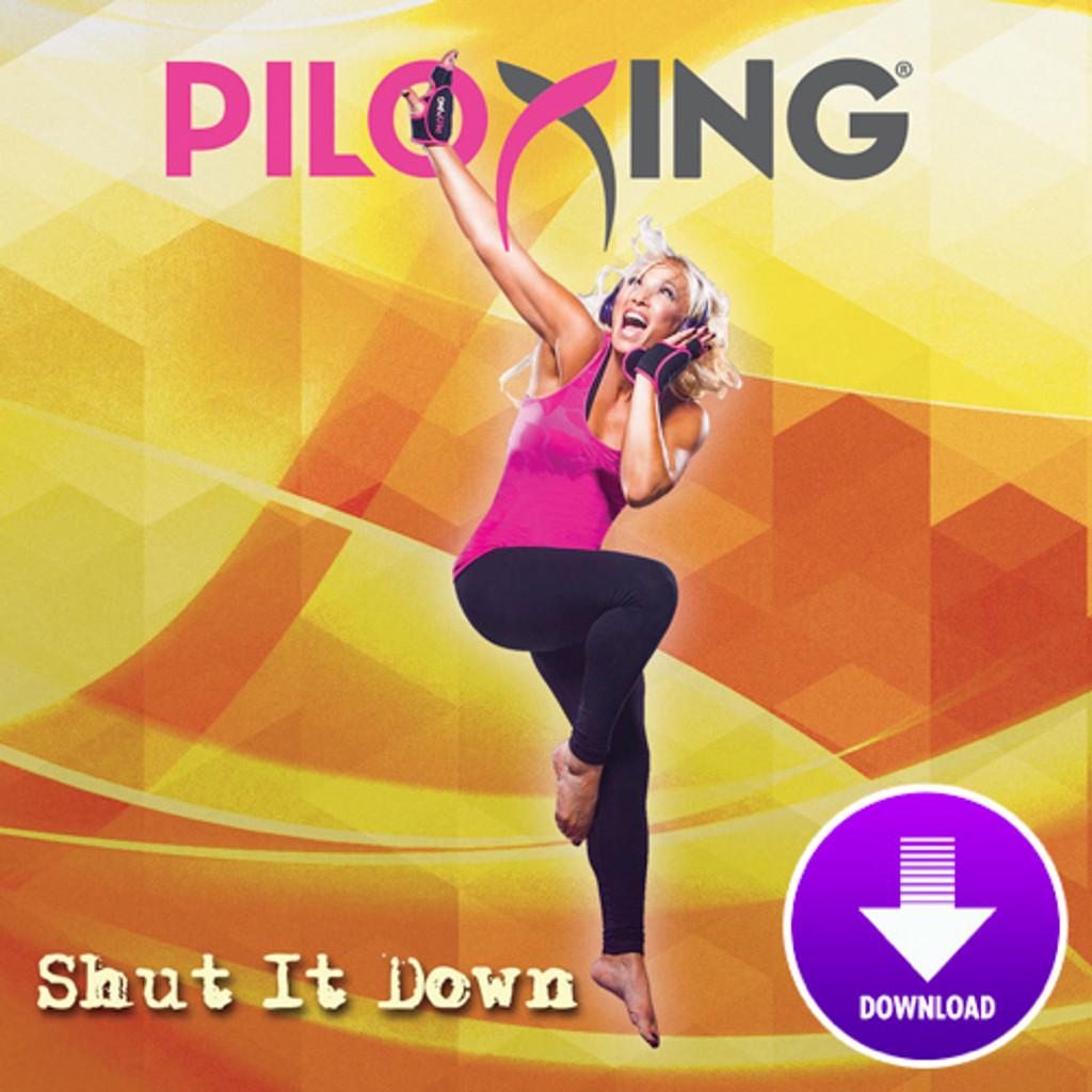 PILOXING, Vol. 18 -  Shut It Down-Digital