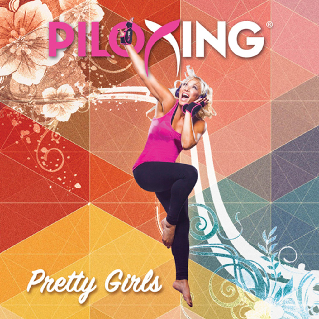 PILOXING, Vol. 19 -  Pretty Girls-CD