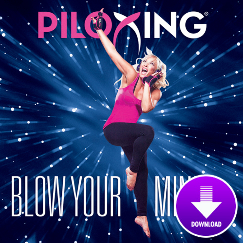 PILOXING, Vol. 21 -  Blow Your Mind-Digital Download