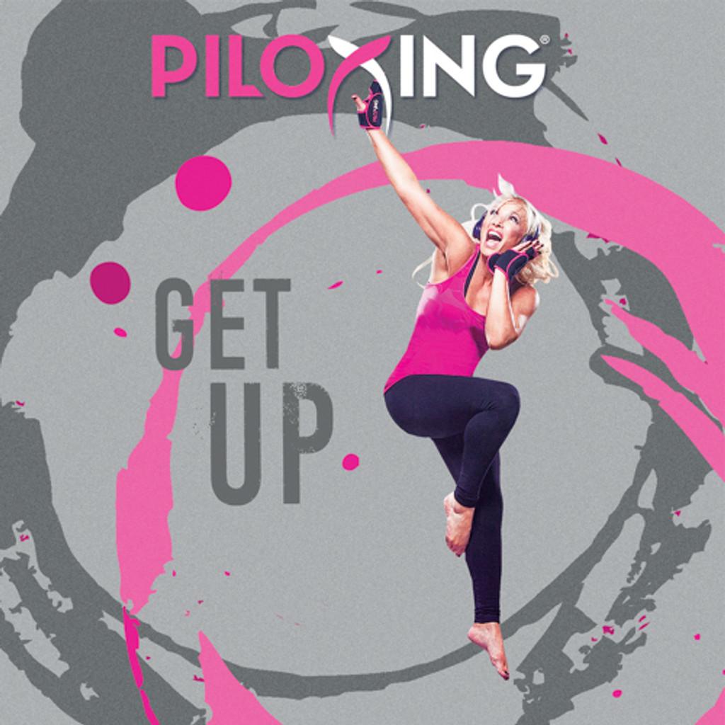 PILOXING, Vol. 22 -  Get Up-CD