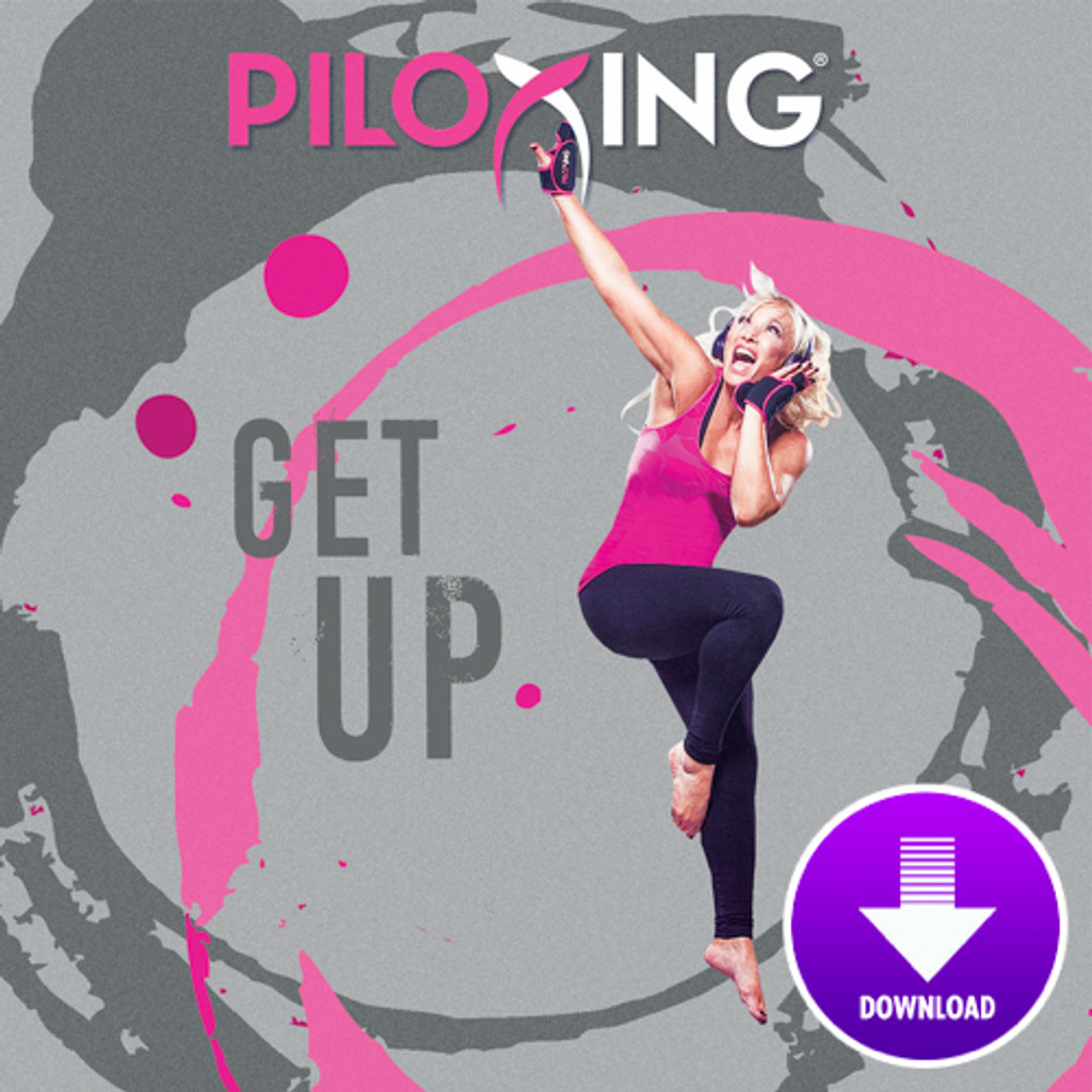 PILOXING, Vol. 22 -  Get Up-Digital Download