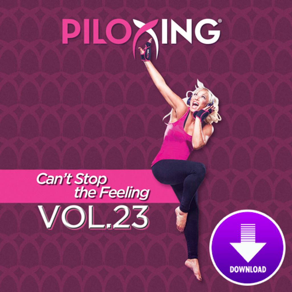 PILOXING, Vol. 23 -  Can't Stop The Feeling-Digital