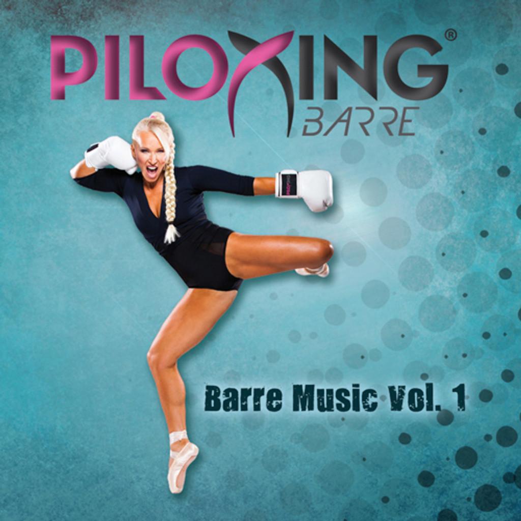 PILOXING BARRE, vol. 1 CD