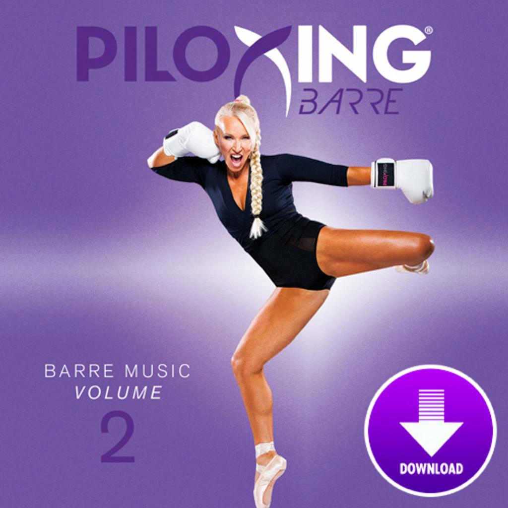 PILOXING BARRE, Barre Music Vol 2-Digital
