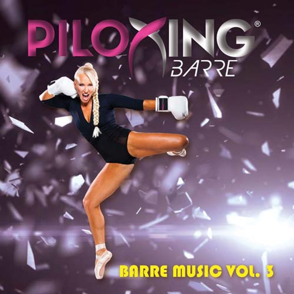 PILOXING BARRE, Barre Music Vol 3-CD
