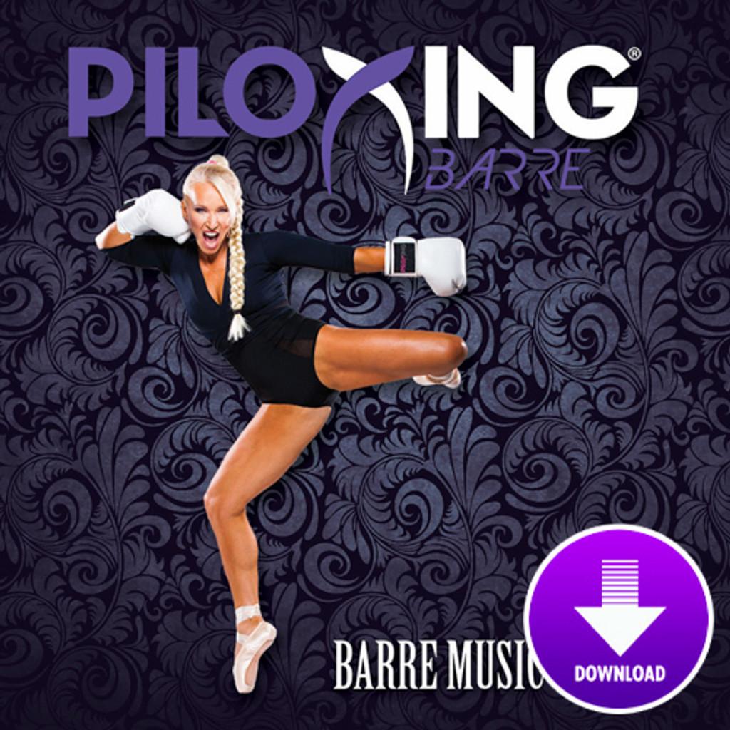 PILOXING BARRE, Barre Music Vol 4 -Digital