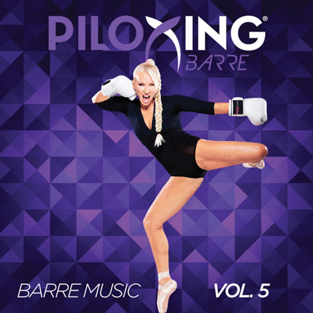 PILOXING BARRE, Barre Music Vol 5-CD
