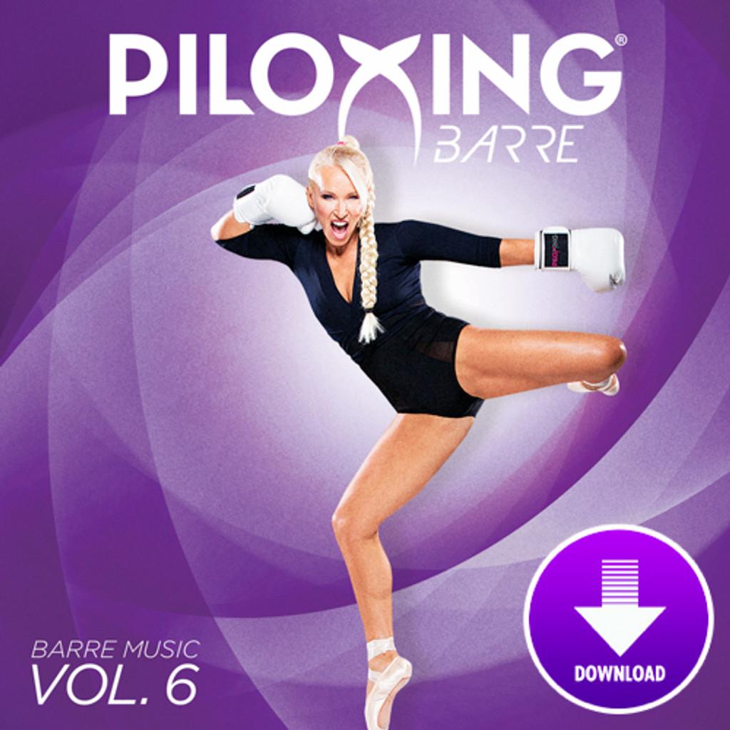 PILOXING BARRE, Barre Music Vol 6-Digital