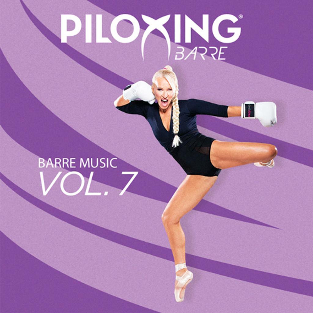 PILOXING BARRE, Barre Music Vol 7-CD