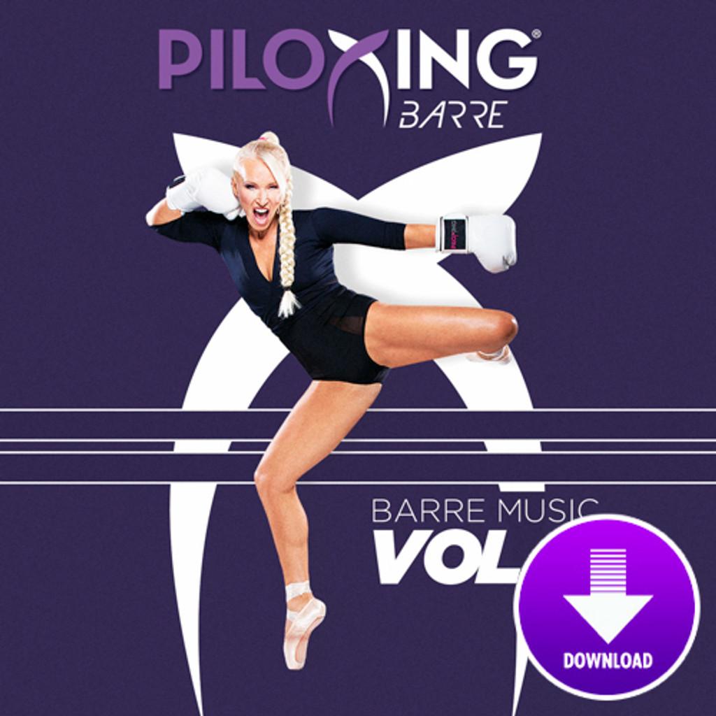 PILOXING BARRE, Barre Music Vol 8-Digital