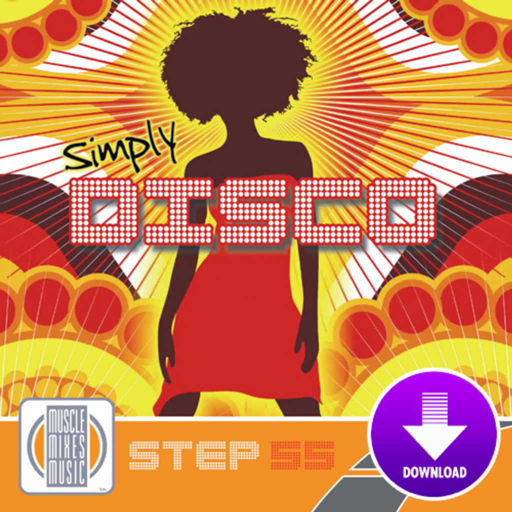 SIMPLY DISCO - Step 55-Digital