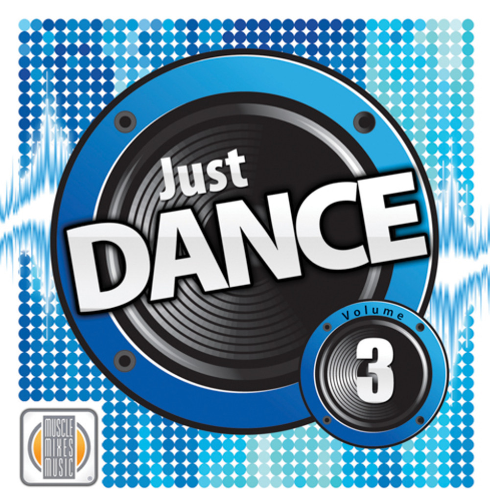 JUST DANCE! Vol. 3-CD