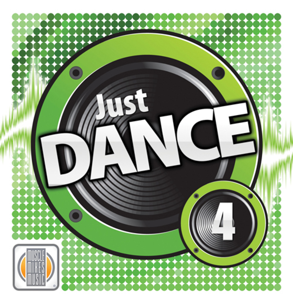 JUST DANCE! Vol. 4-CD