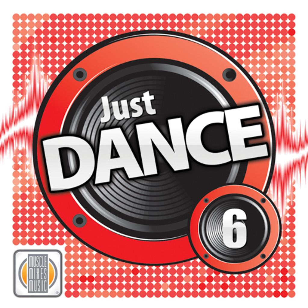 JUST DANCE! Vol. 6-CD