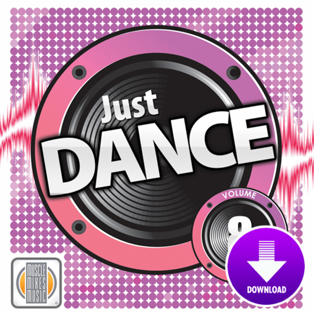 JUST DANCE! Vol. 8-Digital Download