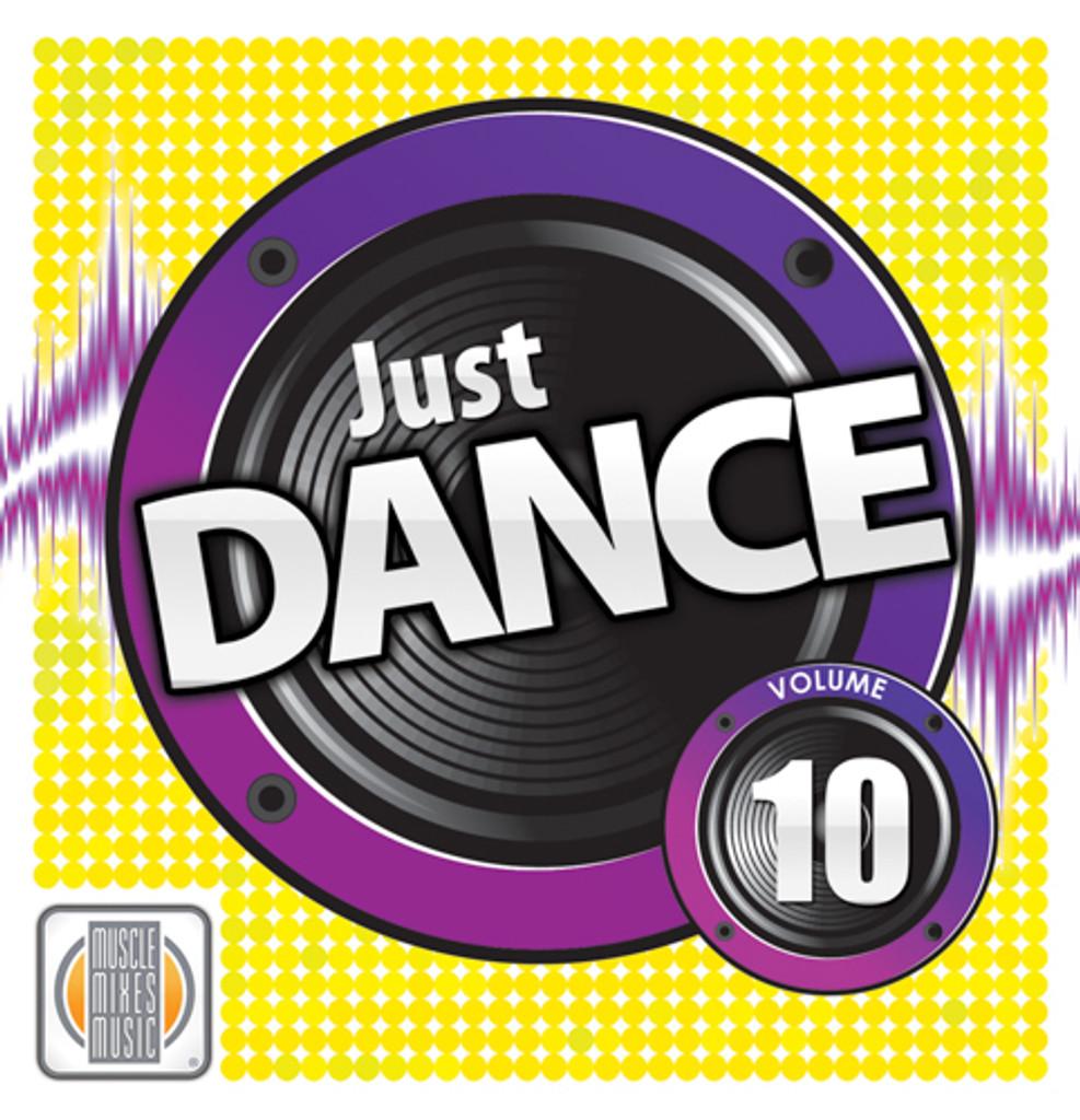 JUST DANCE! Vol. 10-CD