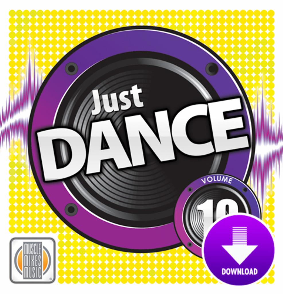JUST DANCE! Vol. 10-Digital Download