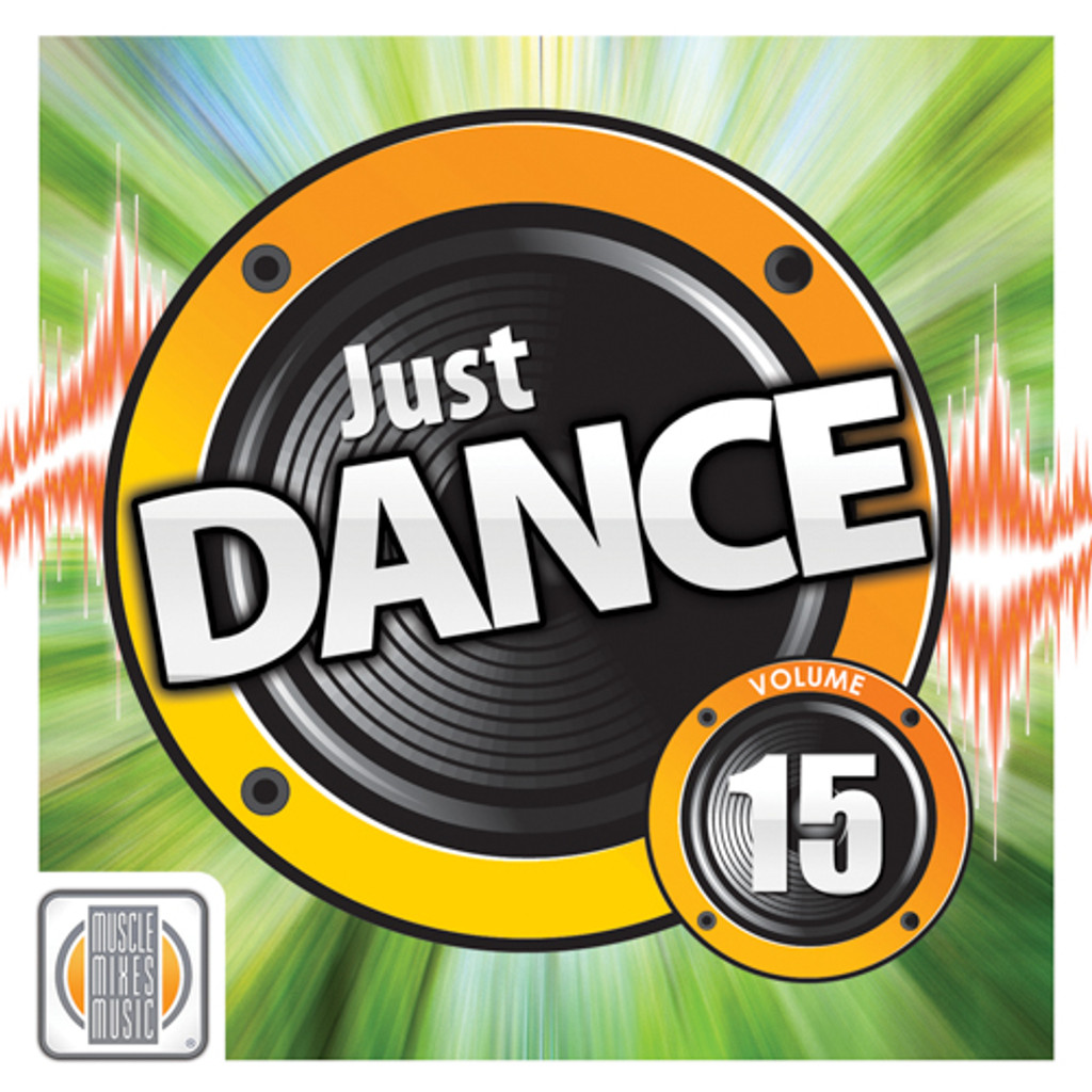 JUST DANCE! Vol. 15-CD