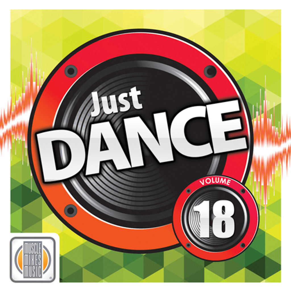 JUST DANCE! Vol. 18-CD