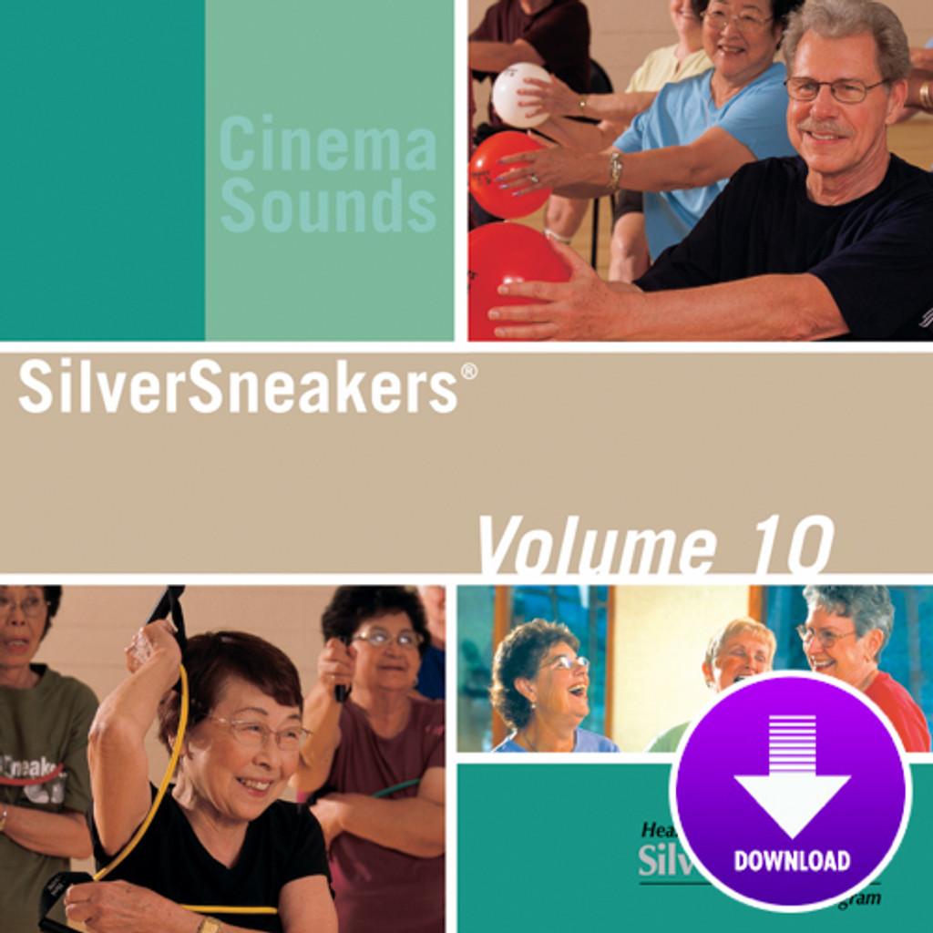 CINEMA SOUNDS - SilverSneakers 10-Digital