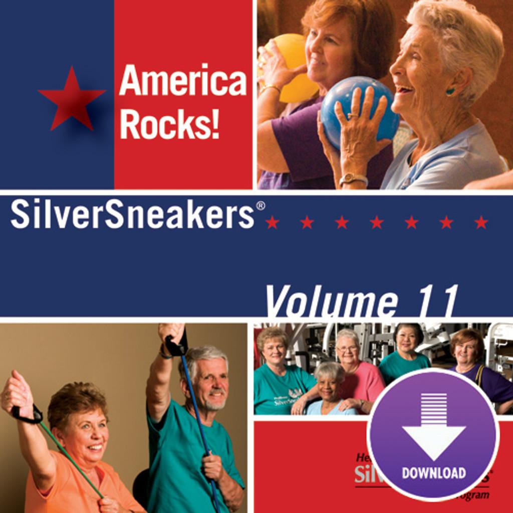 AMERICA ROCKS - SilverSneakers 11-Digital