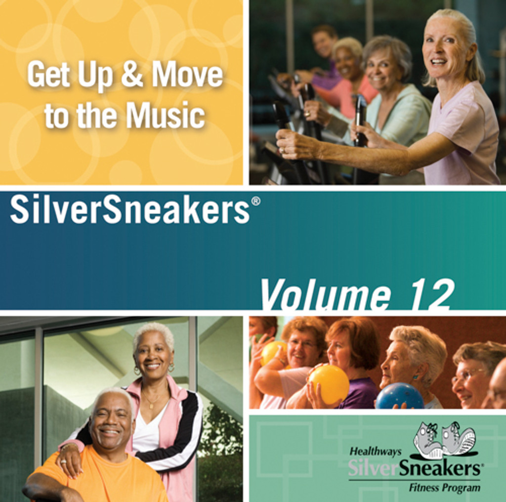GET UP & MOVE - SilverSneakers 12-CD