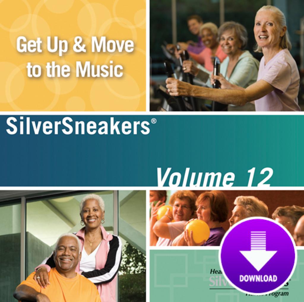 GET UP & MOVE - SilverSneakers 12-Digital
