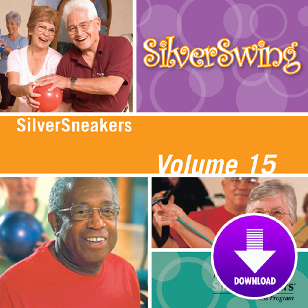 SILVER SWING - SilverSneakers Vol 15-Digital
