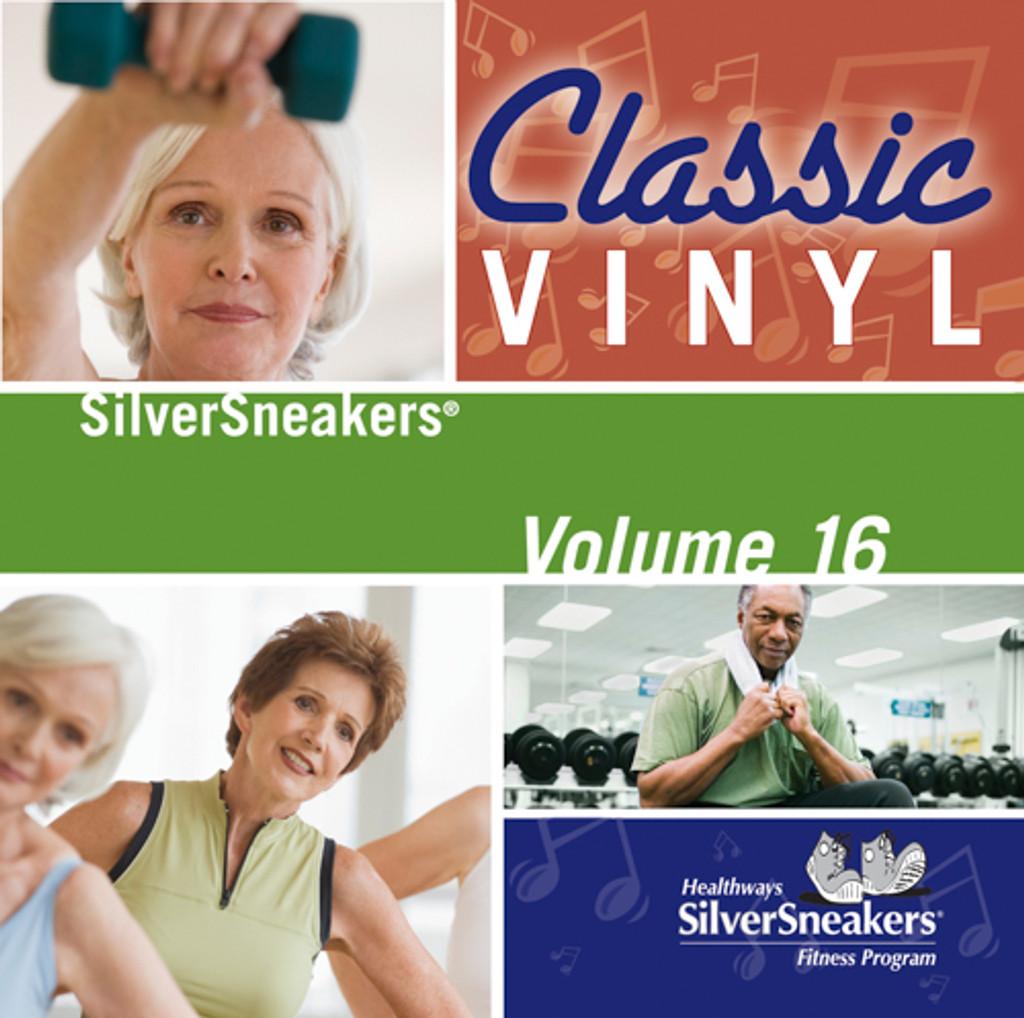 CLASSIC VINYL - SilverSneakers 16-CD