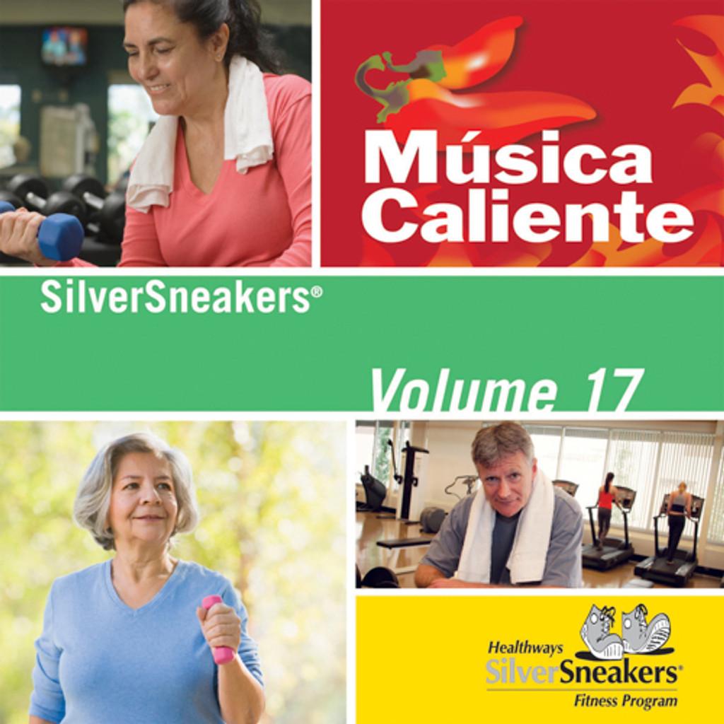 MUSICA CALIENTE -SilverSneakers 17-CD